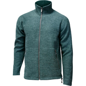 Ivanhoe of Sweden Bruno Full-Zip Jacket Herren silver pine